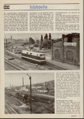 [Железные дороги] Modell Eisenbahner / Моделист - железнодорожник/ [1970 - 2013 PDF, DJVU]