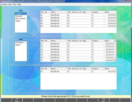 TOYOTA EPC ( L60 R010, 02.2013 )
