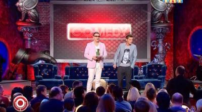Новый Comedy Club (Выпуск 370) [07.06.2013 г., Юмор, ТВ-шоу, SATRip]