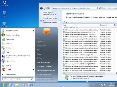 Windows 7 Ultimate (x64) Optimized Speed by Yagd v.3.6 Rus [11.06.2013]