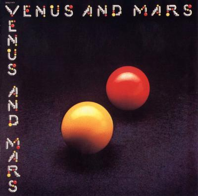 Paul McCartney & Wings - Venus And Mars (1975) (Reissue 1994, Remastered, Limited Edition, 24 kt Gold CD)