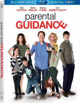 ������������ ��������� / Parental Guidance (2012) Blu-ray Disc 1080p CEE