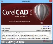 CorelCAD 2013.5 Build 33 (x86/x64)
