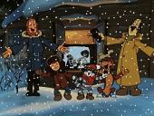 Трое из Простоквашино - Сборник мультфильмов (1977-1984) DVDRip