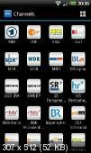IPTV Pro 2.5.0 (2013) Android