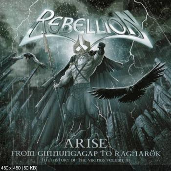 Rebellion - Дискография (2002-2012) (Lossless) + MP3