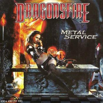 Dragonsfire - Дискография (2008-2013) (Lossless) + MP3