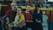 Воскресные папы / Les papas du dimanche (2012) DVDRip