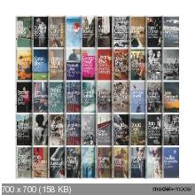 Model+Model & Bookmanager - vol. 06 books (.max)
