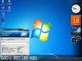 Windows XP Service Pack 3 (2010 WinStyle eXPanded Seven Edition by Omega Elf) Update 18.07.2013 RUS