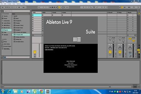 Ableton Live 9 Suite ( 9.0.5, MULTI )
