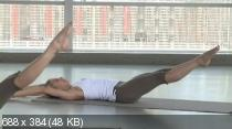 Essentrics Workout: Arms, Abs & Waist Toner and Legs, Butt & Thigh Thinner (DVDRip)