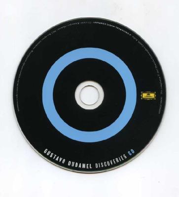 GUSTAVO DUDAMEL  - DISCOVERIES / 2012 DG