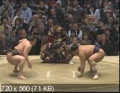 ����. ���������� ������ 2015: ���� ��� (�����) / Haru Basho (Osaka) (2015) SATRip