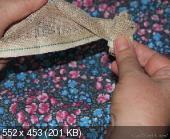 Цветы из мешковины, джута, шпагата E29eb605787d17794ce9e069a038d5da