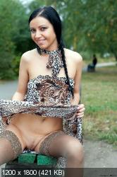 Tags: Exhibitionist, Public, Nude, Nudism, Naked, Erotic, Solo, Russian
