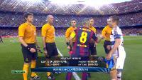 Футбол. Лига чемпионов 2014-15. 1/2 финала. Первый матч. Барселона (Испания) - Бавария (Германия) [06.05] (2015) HDTVRip 720p | 50 fps