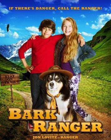 Большое приключение Рейнджера / Bark Ranger (2015) DVDRip