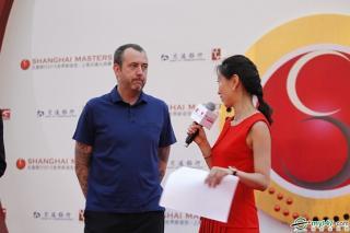 Снукер. Шанхай Мастерс 2015. Шанхай, Китай. День пятый [Eurosport] [18.09] (2015) IPTVRip 1080p