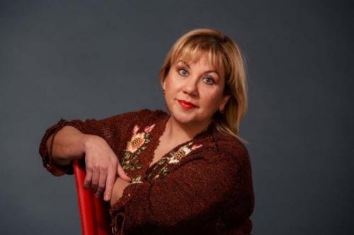 Марина Федункив занялась собой, чтобы после нее Водонаева в озеро зашла