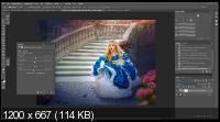 Выборочная коррекция цвета в photoshop (2017). Скриншот №6