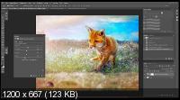 Выборочная коррекция цвета в photoshop (2017). Скриншот №4