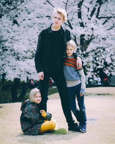 Наталья Водянова поведала о тайной страсти старшего сына