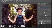 Матовый эффект тонирования в Photoshop (2017)