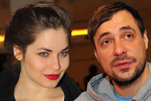 Евгений Цыганов впервые опубликовал фото Юлии Снигирь в соцсетях